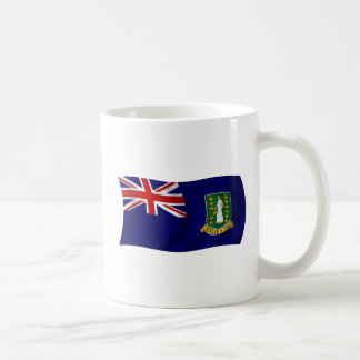 Flag of the British Virgin Islands Coffee Mug