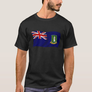Flag of the British Virgin Islands T-Shirt