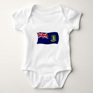 Flag of the British Virgin Islands Tee Shirt