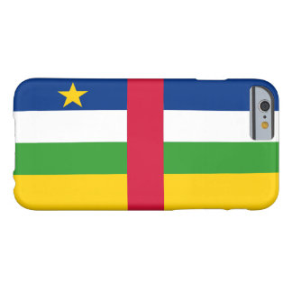 Flag of the Central African Republic Barely There iPhone 6 Case