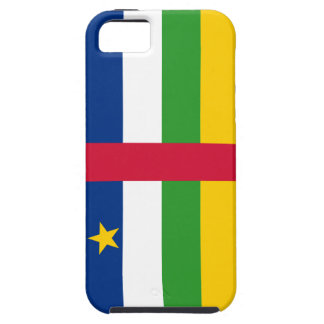 Flag of the Central African Republic iPhone 5 Case
