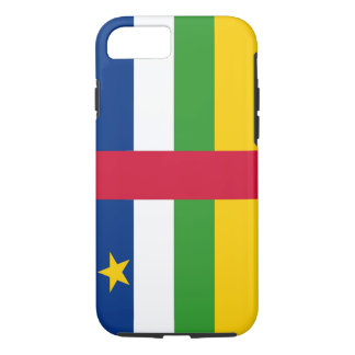 Flag of the Central African Republic iPhone 8/7 Case
