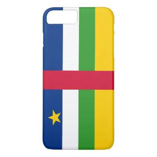 Flag of the Central African Republic iPhone 8 Plus/7 Plus Case