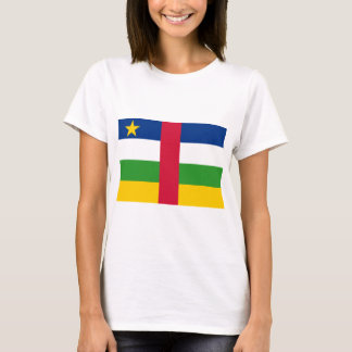 Flag_of_the_Central_African_Republic T-Shirt