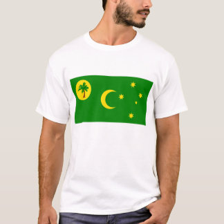 Flag of  the Cocos Islands T-Shirt