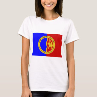 Flag of the Comanche Nation T-Shirt