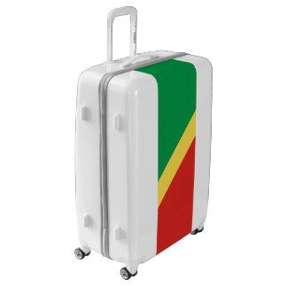 Flag of the Congo Republic Luggage (Large)