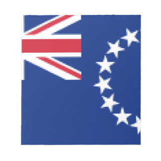 Flag_of_the_Cook_Islands Notepad