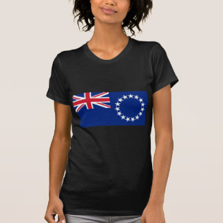 Flag_of_the_Cook_Islands T-Shirt