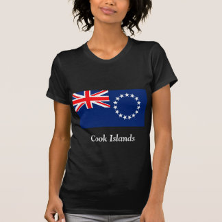 Flag of the Cook Islands Tee Shirt