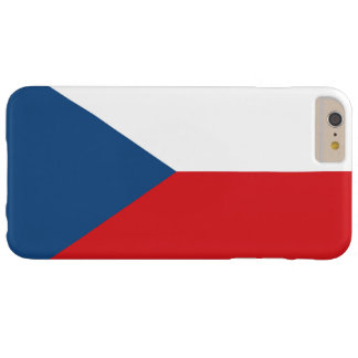 Flag of the Czech Republic Barely There iPhone 6 Plus Case