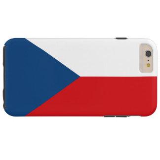 Flag of the Czech Republic Tough iPhone 6 Plus Case