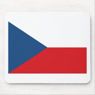 Flag of the Czech Republic - Česká vlajka Mouse Pad