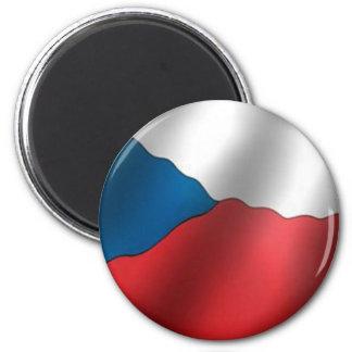 Flag of the Czech Republic Magnet