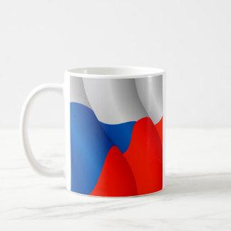 Flag of the Czech Republic mug