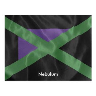 Flag of the Dark Witch Votesh Postcard