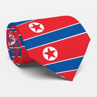 Flag of the Democratic People's Republic of Korea Neck Tie