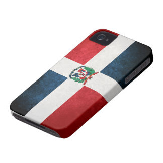 Flag of the Dominican Republic Case-Mate iPhone 4 Case