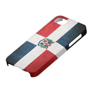 Flag of the Dominican Republic iPhone 5 Case