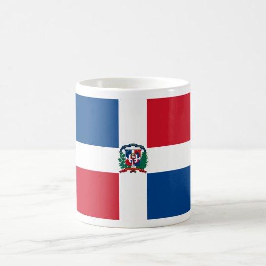 Flag of the Dominican Republic Coffee Mug
