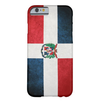 Flag of the Dominican Republic iPhone 6 Case
