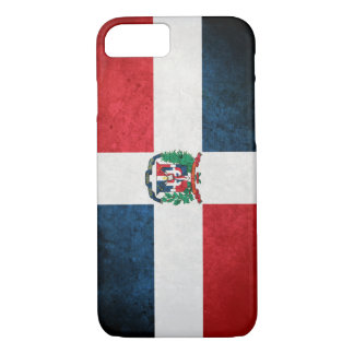 Flag of the Dominican Republic iPhone 7 Case