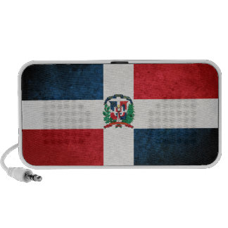 Flag of the Dominican Republic Laptop Speakers