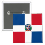 Flag of the Dominican Republic Pin