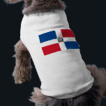 """Flag of the Dominican Republic Shirt<br><div class=""""desc"""">This is the authentic flag of the Dominican Republic.</div>"""
