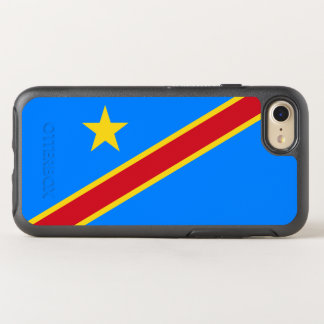 Flag of the DR Congo OtterBox iPhone Case