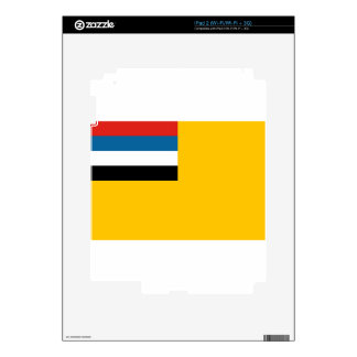 Flag of the Empire of Manchukuo 滿洲國; 满洲国; 滿洲国 Skins For iPad 2