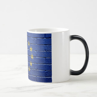 Flag of the European Union Magic Mug