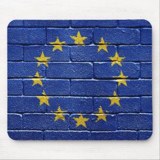 Flag of the European Union Mouse Pad