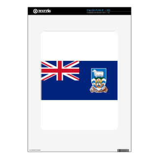 Flag of the Falkland Islands - Union Jack Decal For The iPad