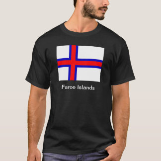 Flag of the Faroe Islands T-Shirt