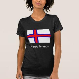 Flag of the Faroe Islands T-shirts