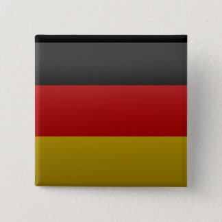 flag of the Federal Republic of Germany Pinback Button