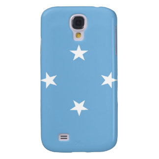Flag of the Federated States of Micronesia Galaxy S4 Case