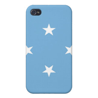 Flag of the Federated States of Micronesia iPhone 4/4S Cover