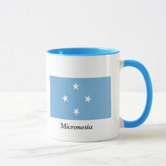 Flag of the Federated States of Micronesia Mug