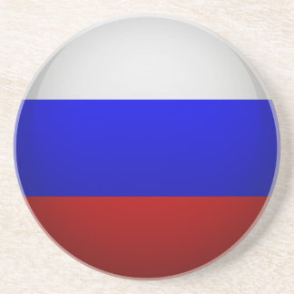 Flag of the Federation of Russia Coaster