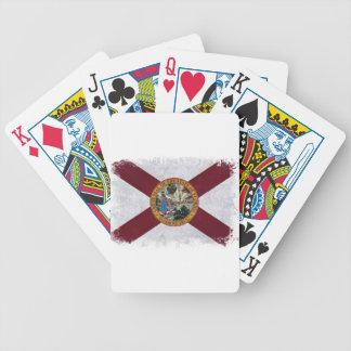 FLAG OF THE FLÓRIDA PLAYING CARDS