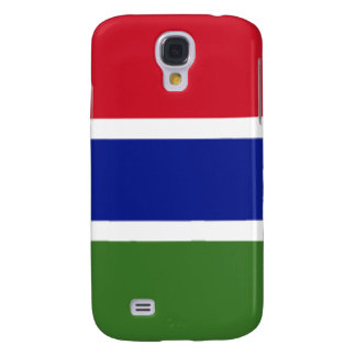 Flag of the Gambia Samsung Galaxy S4 Cover
