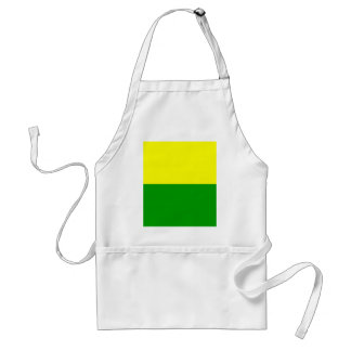 Flag of The Hague Adult Apron