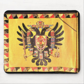 Flag of the Imperial Habsburg Dynasty, c.1700 Mousepads
