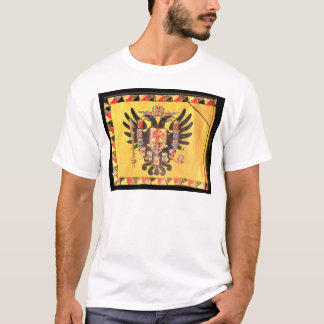 Flag of the Imperial Habsburg Dynasty, c.1700 T-Shirt