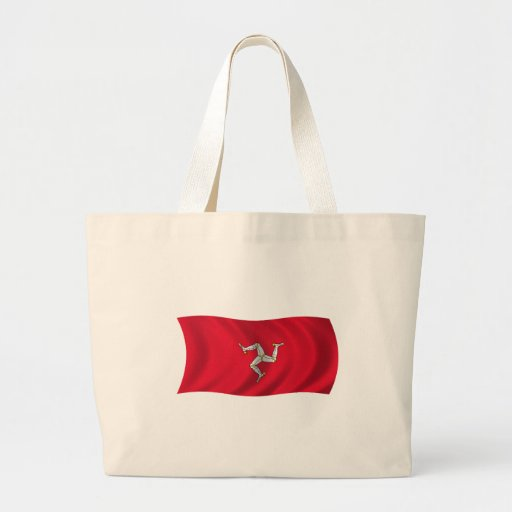 Flag of the Isle of Man Bag