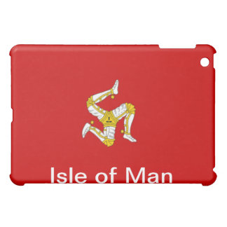 Flag of the Isle of Man Case For The iPad Mini