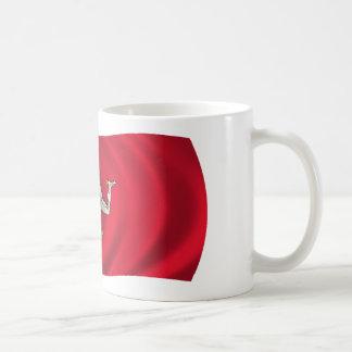 Flag of the Isle of Man Coffee Mug