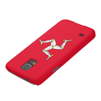 Flag of the Isle of Man Galaxy S5 Case